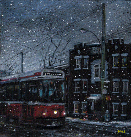 Streetcar - Click to Return to Gallery