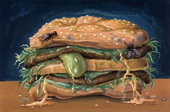 Hamburger - Click to Return to Gallery