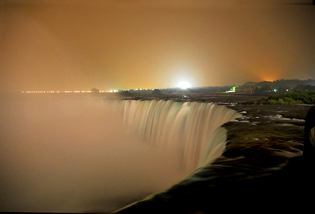 Niagra Falls - Click to Return to Gallery
